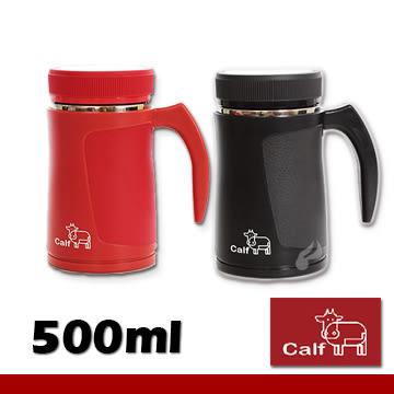 牛頭牌 304不銹鋼 500ml環保節能三層燜燒杯 /保溫杯