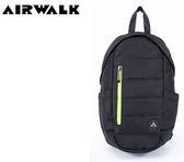 【橘子包包館】AIRWALK 小砲彈 單肩雙肩兩用單騎輕量後背包 A6353222 單肩/雙肩 後背包