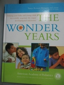 【書寶二手書T8/原文小說_OHA】The Wonder Years: Helping Your Baby and Yo