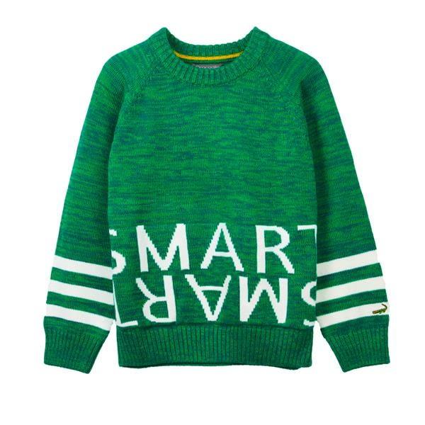 『小鱷魚童裝』英文針織毛衣(08號~18號)532112