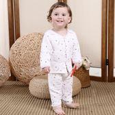 彌月送嬰兒兒童衣服棉質新生兒禮盒套裝TW【奇趣家居】