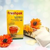 【南紡購物中心】【Freshpak】南非國寶茶 RooibosTea 茶包-新包裝/40入*12盒/箱