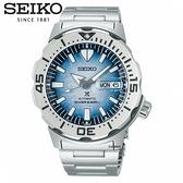 seiko精工 Prospex 愛海洋 企鵝系列 SRPG57K1潛水錶 機械錶 4R36-11C0H 鋼錶帶200米