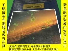 二手書博民逛書店jane s罕見AVIONICS 2002-2003【大16開精