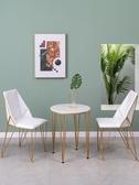 餐廳沙發網紅奶茶店輕奢桌椅組合小吃甜品店西餐廳餐飲咖啡廳創意休閒桌椅 聖誕節LX