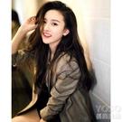 夏新款韓版女裝修身顯瘦休閒西服格子商務小西裝外套優尚良品