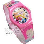 Disney 迪士尼 TSUM TSUM 時尚卡通手錶 冰雪奇緣 艾莎公主 安娜 兒童手錶 數字女錶 D冰雪粉小A