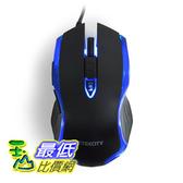 [104美國直購] Etekcity Scroll S200 High Precision 1600 DPI Wired USB Optical Gaming Mouse 光學 遊戲滑鼠