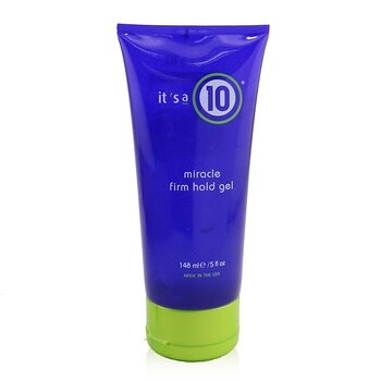 SW-IT S A 10 十全十美-10 奇蹟高效定型凝膠Miracle Firm Hold Gel 148ml