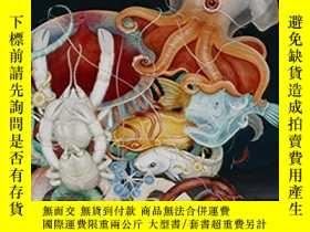 二手書博民逛書店Tiffany罕見Bozic: Drawn by Instinct: A Collection of Work f