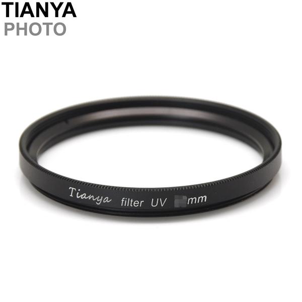 又敗家@Tianya無鍍膜55mm濾鏡55mm保護鏡UV鏡UV保護鏡適Sony DT 18-55mm 18-70mm F3.5-5.6 55-200mm F4-5.6 E 18-135mm