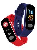 智慧手環 手環防水量血壓心率心電圖監測計步多功能老人健康心跳 莎拉嘿呦