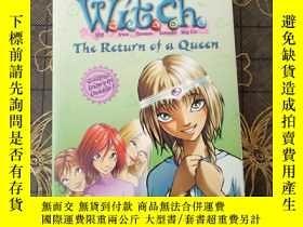 二手書博民逛書店witch罕見the return of a queenY177301 witch the return of