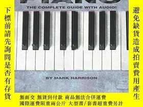 二手書博民逛書店Blues罕見PianoY256260 Mark Harrison Hal Leonard 出版2003