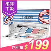 LANEIGE蘭芝 水樂園人魚6色眼彩盤(1.2g*6)【小三美日】$299