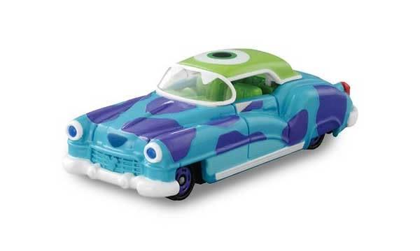 Dream TOMICA 小車 DM-10 怪獸電力公司車 TOYeGO 玩具e哥