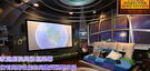 經典數位~億立Elite Screens 100吋 4:3 高級固定框架幕-4k劇院雪白 R100WV1