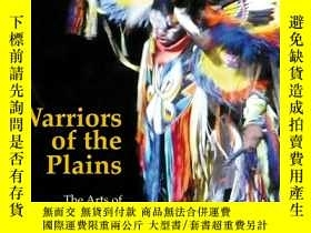 二手書博民逛書店Warriors罕見of the Plains: The Art