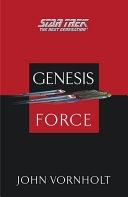 二手書博民逛書店 《Genesis Force》 R2Y ISBN:0743465016│Pocket Books/Star Trek