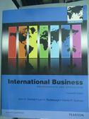 【書寶二手書T5/大學商學_QEW】International Business: Environments and O