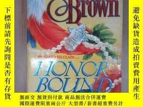 二手書博民逛書店外文書罕見Sandra Brown HONOR BOUND(共251頁,32開)Y15969