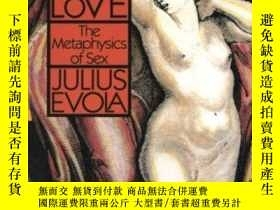 二手書博民逛書店Eros罕見And Mysteries Of LoveY256260 Julius Evola Inner T