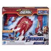 《 MARVEL 》漫威 復仇者聯盟電影4無限組裝武器 - 鋼鐵人╭★ JOYBUS玩具百貨