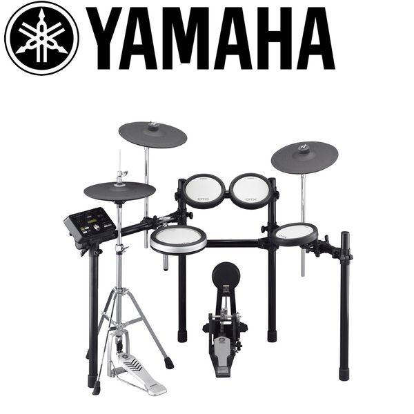 【非凡樂器】YAMAHA山葉全新502系列DTX562K電子鼓組 搭載4個DTX-PAD打擊板/台灣公司貨一年保固