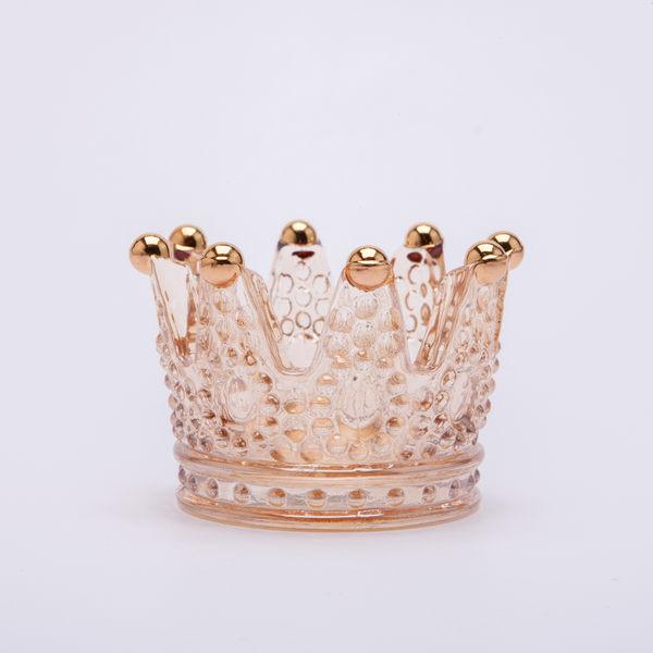 Royal皇冠燭杯-金-生活工場