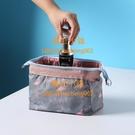 化妝包女便攜口紅收納包大容量洗漱包小號化妝袋【橘社小鎮】