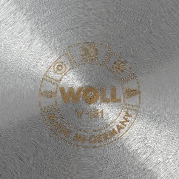 Woll Saphir Lite 輕量藍寶石 中式炒鍋 不沾鍋 30cm 1030SLI 電磁爐可用【Casa More美學生活】