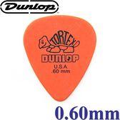 【非凡樂器】Dunlop Tortex® Standard Pick 小烏龜霧面彈片 / 吉他彈片【0.60mm】