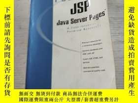 二手書博民逛書店JSP罕見Java server pages:JSP Java