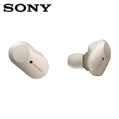 【SONY】WF-1000XM3 真無線抗噪耳機 銀