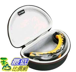 [9美國直購] 護目鏡盒 LTGEM for DEWALT DPG82-11/DPG82-21 Goggle Case, Tailored Hard Storage Carrying Bag _tb1