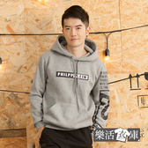 MIT爆款街頭型男刷毛連帽休閒長T(共二色)● 樂活衣庫【TL027】