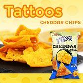 菲律賓 Tattoos 乳酪蕊片 56g【櫻桃飾品】【29994】
