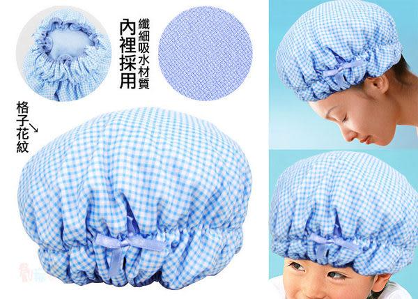 《真心良品》超纖雙層二用護髮浴帽3入