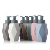 陶瓷慕斯起泡沫洗手液洗面奶按壓瓶 分裝空瓶450ML