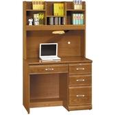 書桌 電腦桌 CV-615-1 樟木實木3.2尺書桌 (不含其它產品) 【大眾家居舘】