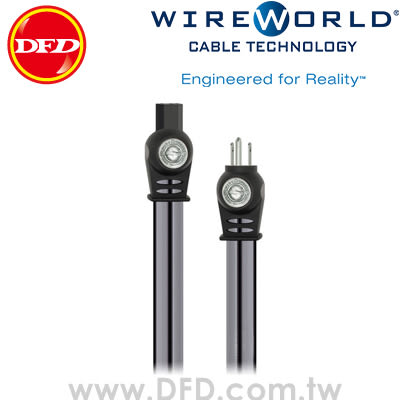 WIREWORLD SILVER ELECTRA 7 銀伊萊翠 1.5M Power Cord 電源線 原廠公司貨