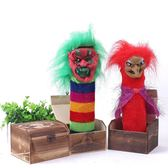 整人道具恐怖嚇人盒子整蠱玩具惡搞木盒子搞怪禮物嚇一跳鬼頭木盒WZ2514 【極致男人】TW