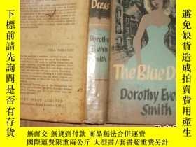 二手書博民逛書店THE罕見BLUE DRESSY10334