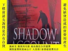 二手書博民逛書店英文小說Shadow罕見Account --Stephen.Fr