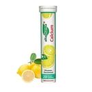 德國ROSSMANN 發泡錠-鈣檸檬20顆/管【德潮購】