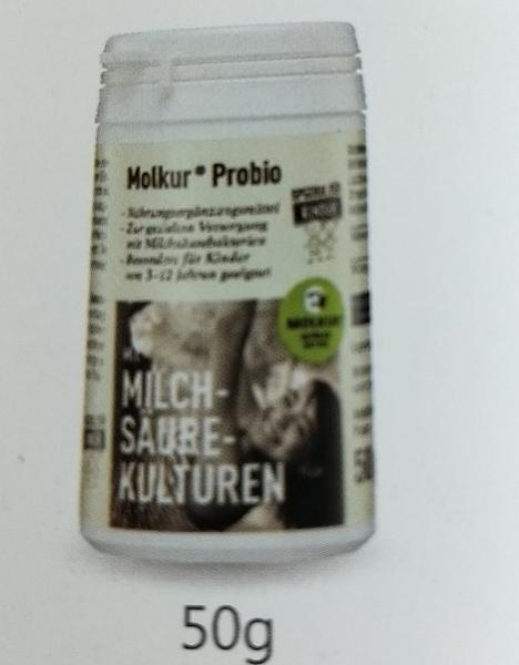 Molkur 兒童益生菌 50g/瓶*3瓶