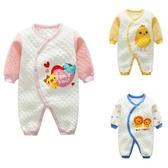 長袖連身衣 空氣棉寶寶兔裝 可愛動物嬰兒服 LW4467 好娃娃
