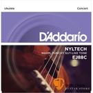 【缺貨】D'Addario EJ88C 23吋烏克麗麗弦/尼龍弦 Concert【EJ-88C/UKULELE/DAddario】