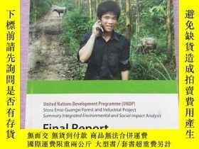 二手書博民逛書店Final罕見Report 27 April 2012Y2346