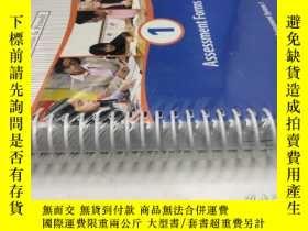 二手書博民逛書店Benchmark罕見Assessment System 1, Assessment Forms 基準考核制度1、